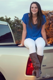 boots and a pick up truck . . .
